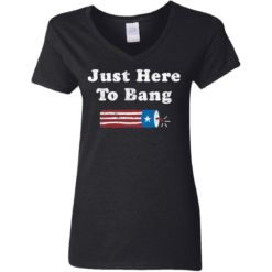 Just here to bang shirt $19.95 redirect05272021210533 2