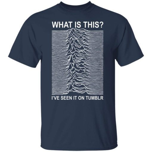 What is this i've seen it on tumblr shirt $19.95 redirect05272021220533 1