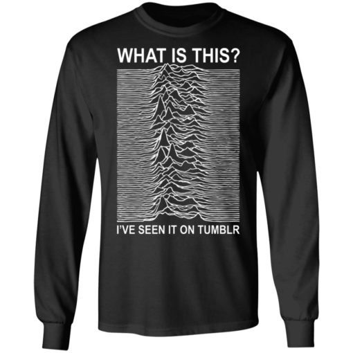 What is this i've seen it on tumblr shirt $19.95 redirect05272021220533 4