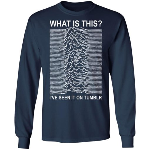 What is this i've seen it on tumblr shirt $19.95 redirect05272021220533 5