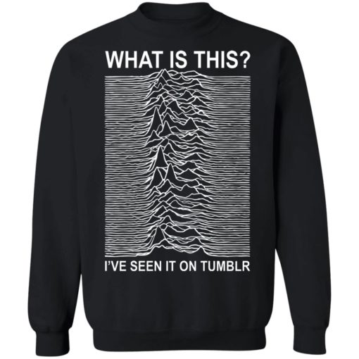 What is this i've seen it on tumblr shirt $19.95 redirect05272021220533 8