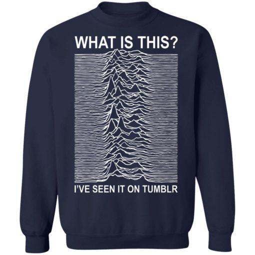 What is this i've seen it on tumblr shirt $19.95 redirect05272021220533 9