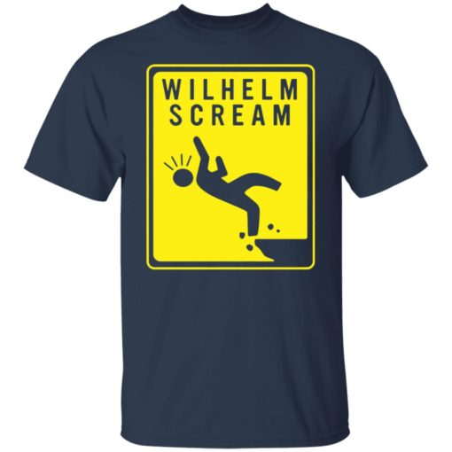 Wilhelm scream shirt $19.95 redirect05272021230522 1