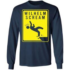 Wilhelm scream shirt $19.95 redirect05272021230522 5