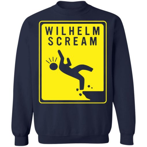 Wilhelm scream shirt $19.95 redirect05272021230522 9