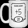 21504 15 oz. White Mug