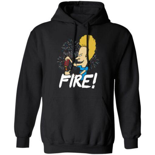 4th of July Beavis fire firework shirt $19.95 redirect05292021230526 6