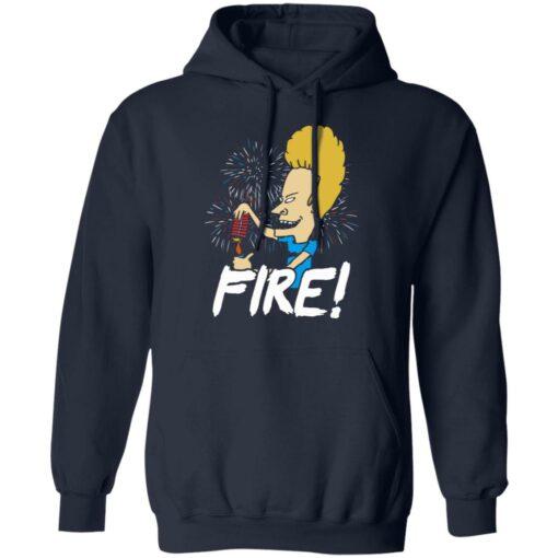 4th of July Beavis fire firework shirt $19.95 redirect05292021230526 7