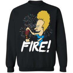4th of July Beavis fire firework shirt $19.95 redirect05292021230526 8