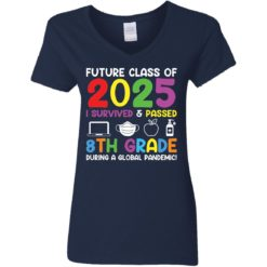 Future class of 2025 i survived and passed 8th grade shirt $19.95 redirect06012021040602 3