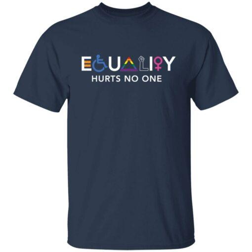 LGBT equality hurts no one shirt $19.95 redirect06022021020616 1