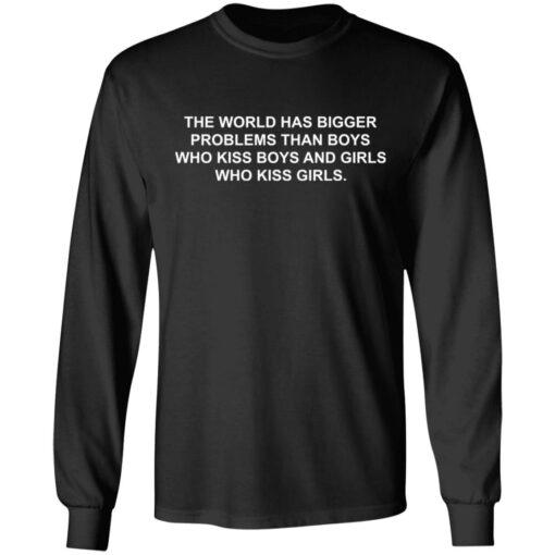 The world has bigger problems than boys shirt $19.95 redirect06162021220647 2