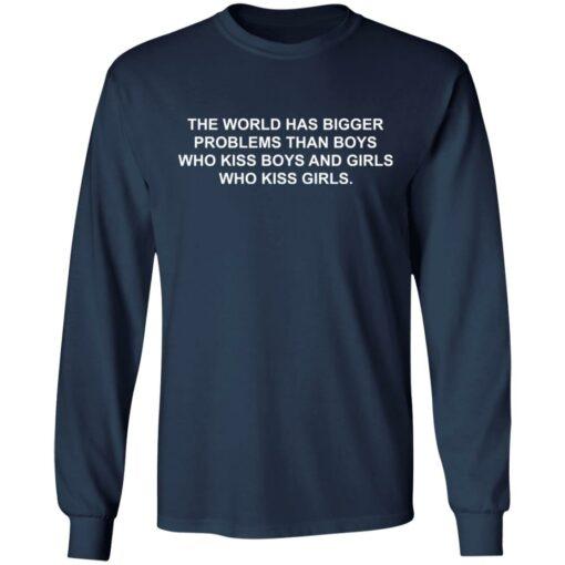 The world has bigger problems than boys shirt $19.95 redirect06162021220647 3