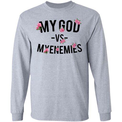 My god vs myenemies shirt $19.95 redirect06182021000640 2