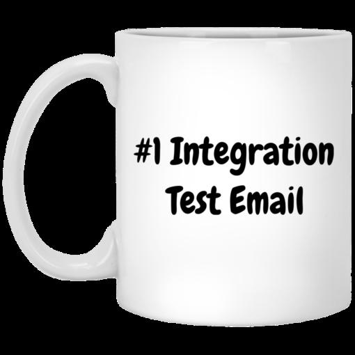 1 Integration test email shirt mug $16.95 redirect06182021030609