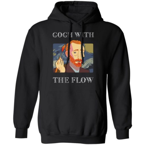 Van Gogh with the flow shirt $19.95 redirect06192021220643 4