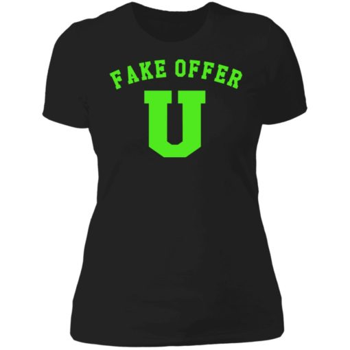 Fake offer u shirt $19.95 redirect06202021230600 8