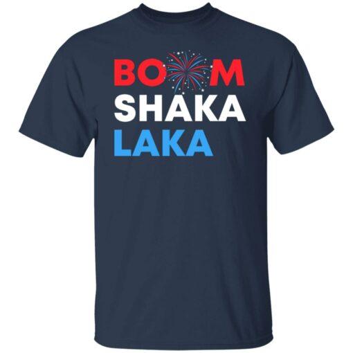 Boom shaka laka shirt $19.95 redirect06202021230629 1