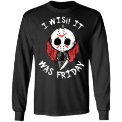 Jason Voorhees i wish it was friday shirt $19.95 redirect06212021000605 1