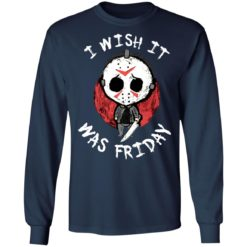 Jason Voorhees i wish it was friday shirt $19.95 redirect06212021000605 2