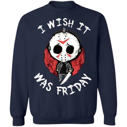 Jason Voorhees i wish it was friday shirt $19.95 redirect06212021000605 6