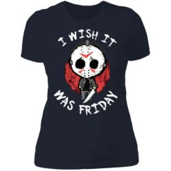 Jason Voorhees i wish it was friday shirt $19.95 redirect06212021000605 8