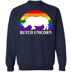 Pride LGBT rhinoceros butch unicorn shirt $19.95 redirect06212021000654 17