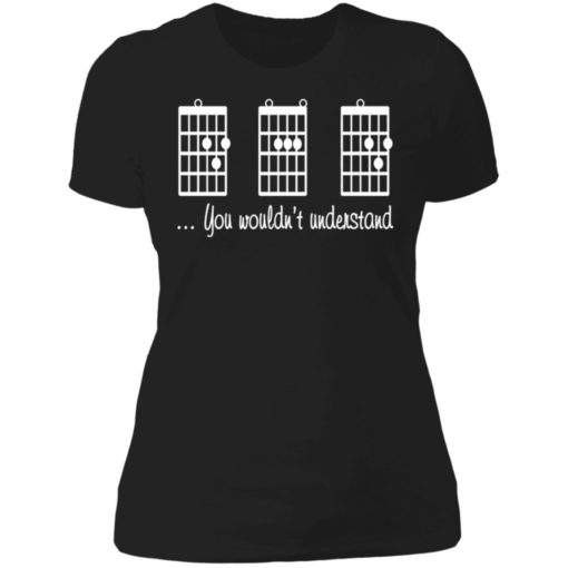 Guitar chords you wouldn't understand shirt $19.95 redirect06212021030641 8