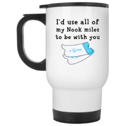 I'd use all of my nook miles to be with you mug $16.95 redirect06222021030636 1