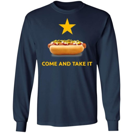 Hot dog come and take it shirt $19.95 redirect06222021040610 3