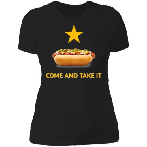 Hot dog come and take it shirt $19.95 redirect06222021040610 8