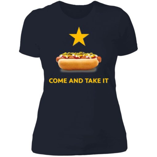 Hot dog come and take it shirt $19.95 redirect06222021040610 9