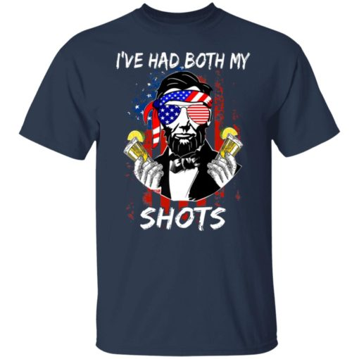 Lincoln 4th of july i've had both my shots shirt $19.95 redirect06242021000650 1