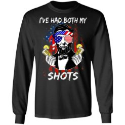 Lincoln 4th of july i've had both my shots shirt $19.95 redirect06242021000650 2