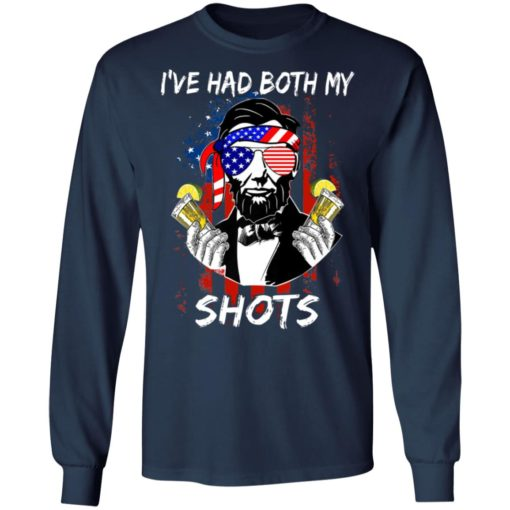 Lincoln 4th of july i've had both my shots shirt $19.95 redirect06242021000650 3