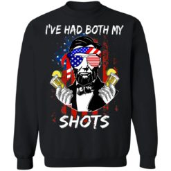 Lincoln 4th of july i've had both my shots shirt $19.95 redirect06242021000650 6
