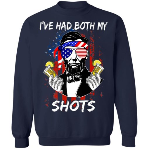 Lincoln 4th of july i've had both my shots shirt $19.95 redirect06242021000650 7