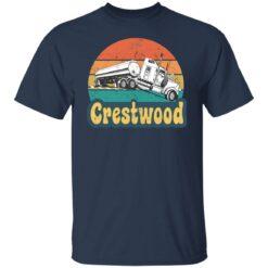 Crestwood tourism semi stuck on railroad tracks shirt $19.95 redirect06242021020617 1
