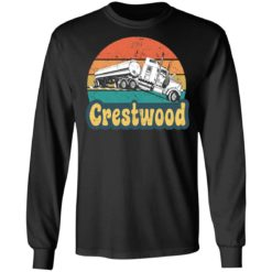 Crestwood tourism semi stuck on railroad tracks shirt $19.95 redirect06242021020617 2