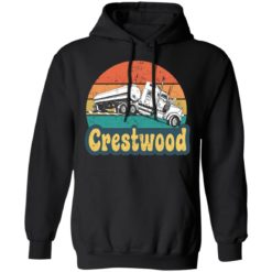 Crestwood tourism semi stuck on railroad tracks shirt $19.95 redirect06242021020617 4