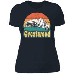 Crestwood tourism semi stuck on railroad tracks shirt $19.95 redirect06242021020617 9