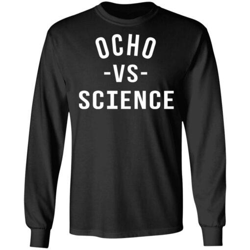 Ocho vs science shirt $19.95 redirect06252021210636 2