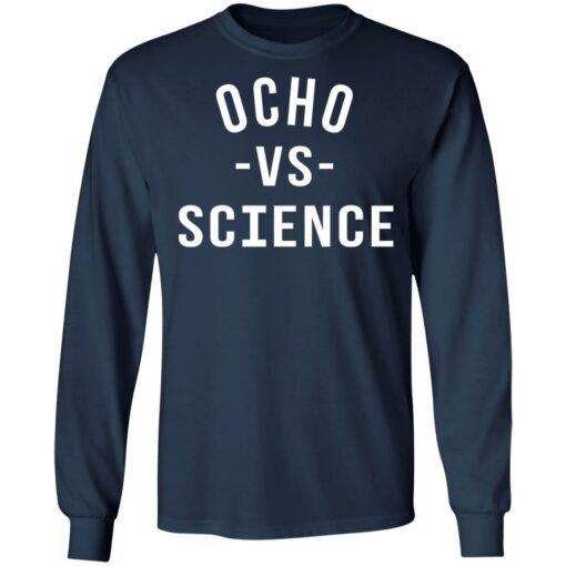 Ocho vs science shirt $19.95 redirect06252021210636 3