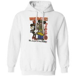Who dat IZ oh dat just my baby Daddy shirt $19.95 redirect06252021220658 5