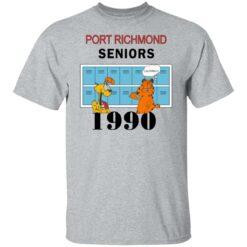 Garfield Port Richmond seniors 1990 shirt $19.95 redirect06262021230618 1