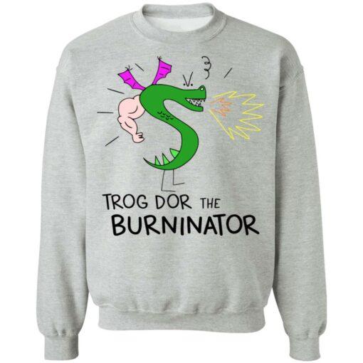 Trogdor the burninator shirt $19.95 redirect06282021030620 6