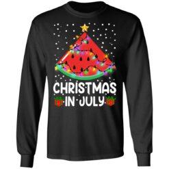 Watermelon Christmas in July sweatshirt $19.95 redirect06282021040658 2