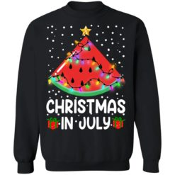 Watermelon Christmas in July sweatshirt $19.95 redirect06282021040658 6
