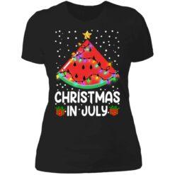 Watermelon Christmas in July sweatshirt $19.95 redirect06282021040658 8