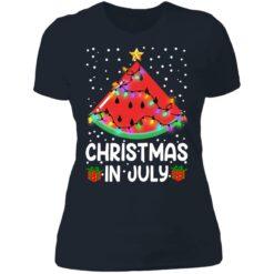 Watermelon Christmas in July sweatshirt $19.95 redirect06282021040658 9
